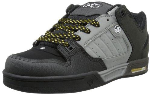 DVS (Elan Polo) Militia Heir - Zapatillas para hombre negro - negro y gris
