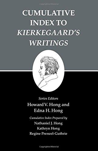 Kierkegaard's Writings, XXVI, Volume 26: Cumulative Index to Kierkegaard's Writings