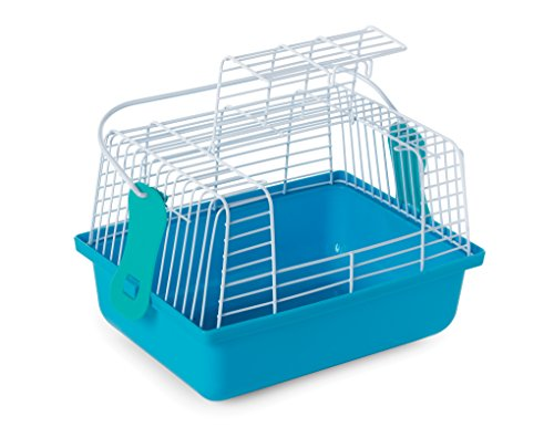 Prevue Pet Products Travel Cage for Birds and Small Animals, Blue by Prevue Pet Products (Image #3)