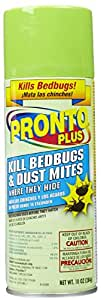 Pronto Plus Bed Bug Spray, 10-Ounce (Pack of 2)