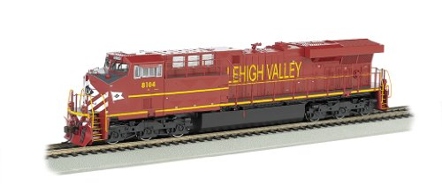 Bachmann GE ES44 AC Lehigh Valley DCC Sound Value Equippe...