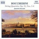 Boccherini: String Quartets Op 32 3-6