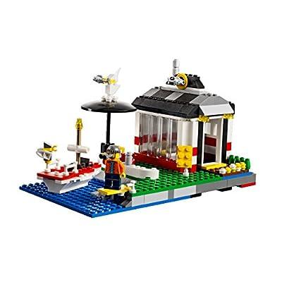 LEGO Creator Lighthouse Island 5770: Toys & Games