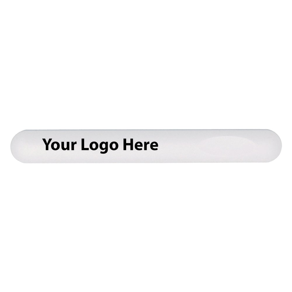 Nail File In Sleeve - 500 Quantity - $0.65 Each - PROMOTIONAL PRODUCT / BULK / BRANDED with YOUR LOGO / CUSTOMIZED