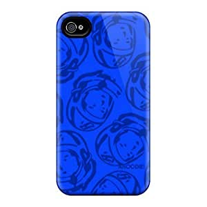 Tpu Case Cover For Iphone 4/4s Strong Protect Case - Billionaire Boys Club Design