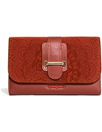Mone_liana Julia Womens Wallet Red (Carmin) 2x9.5x14.3 cm (B x H x T) Desigual
