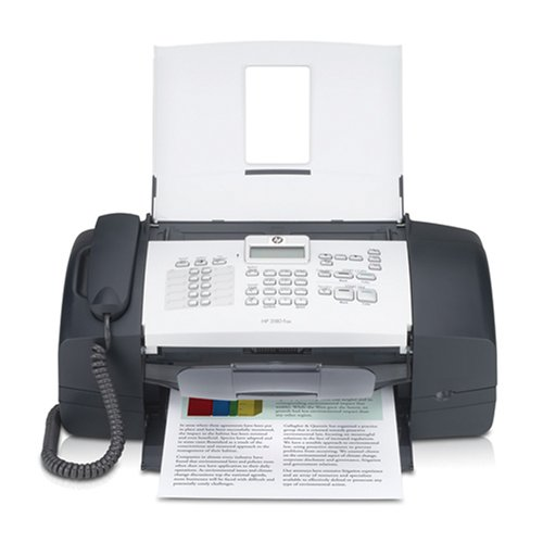 HP 3180 Fax Machine (Hp Inkjet 3180 Fax)