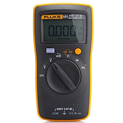 Fluke 101 Portable Handheld Digital Multimeter Tester