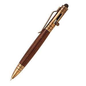 Penn State Industries Tec-Pen Bolt Action Ballpoint Pen Kit