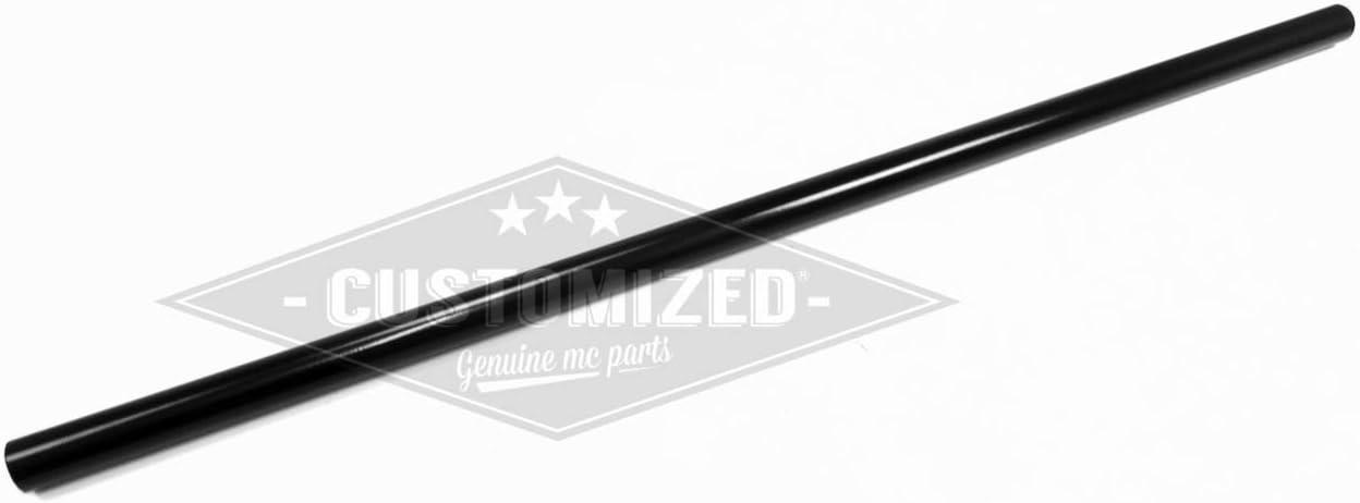 25,4mm 1 Pouce Guidon Universel Straight Bar 80cm Noir