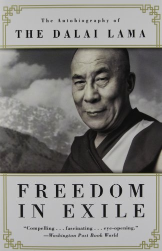Freedom in Exile: The Autobiography of The Dalai Lama / Paperback