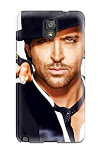 Hot Premium Durable Hrithik Roshan Dance Fashion Tpu Galaxy Note 3 Protective Case Cover 7410733K91502730