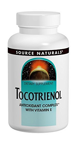 Source Naturals Tocotrienol, Antioxidant Complex with Vitamin E, 60 Softgels by Source Naturals (Image #1)