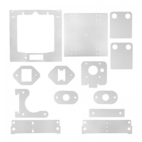 Aluminum Frame kits for upgraded Geeetech Prusa I3 3D Printer ...