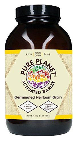 Pure Planet Activated Barley -- 280 g