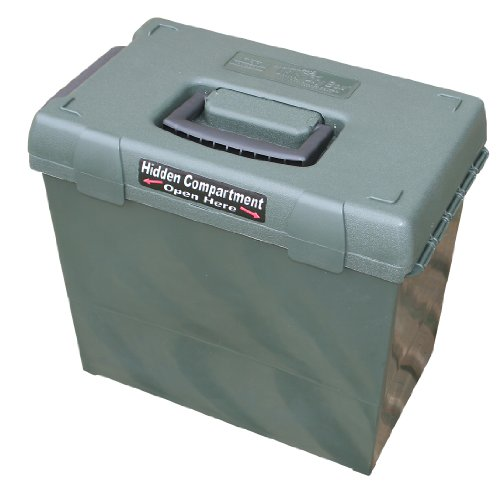 MTM Sportsmen's Plus Utility Dry Box (Forest Green, 15-Inch) (Box Sportsmens Dry)