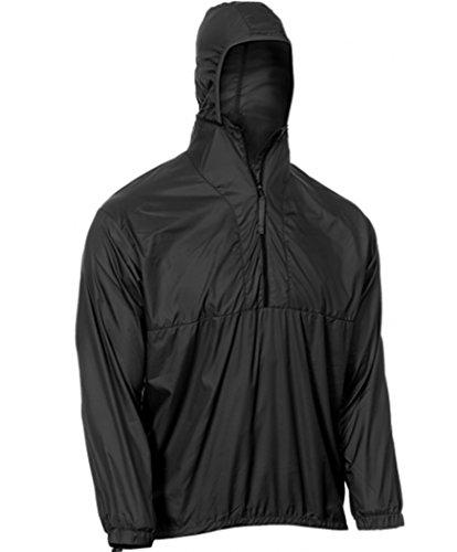 Propper Apcu Level IV Windshirt 100% Nylon -IR (Small, Black) (Apcu Level)