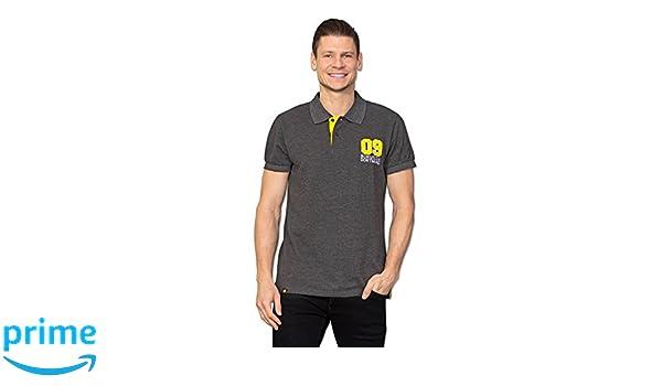 BVB Polo – Camiseta Polo 09 (Tallas S – 3 x l Borussia Dortmund ...