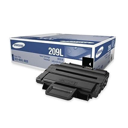 Genuine Samsung MLT-D209L-TAA High Yield Black Toner Cartridge