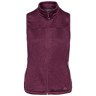Trespass Women's Mildred Warm Fleece Gilet 3200gsm 5