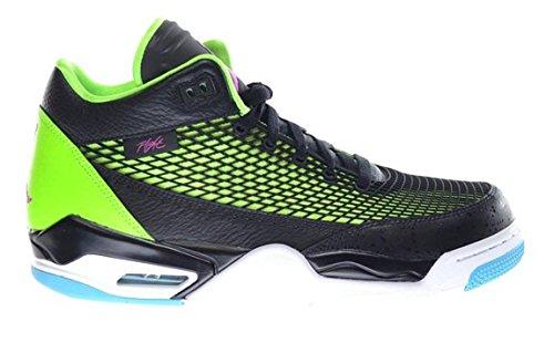 Jordan ~ Schwarz Nike Flash Basketballschuhe 10 Jumpman Jordan Lime 5 Flight Origin ~ Herren nIxZWqZ5