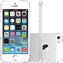 Smartphone Apple Iphone 5s 16gb Cinza Espacial, Ios7, 4g, Wi-fi, Tela 4 Pol., Camera 8mp, Touch, Gps