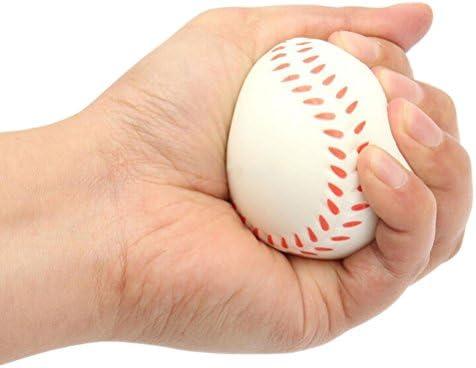 shoolo 1 pcs de béisbol muñeca ejercicio Antiestrés Relajación ...