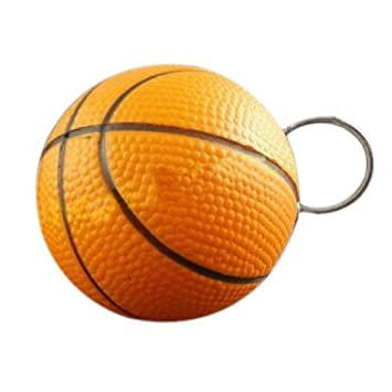 Naranja forma de pelota de baloncesto para pulsera Decor de ...