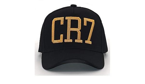 YUANBAOG Cristiano Ronaldo CR7 3D Bordado Gorra de béisbol cr7 ...