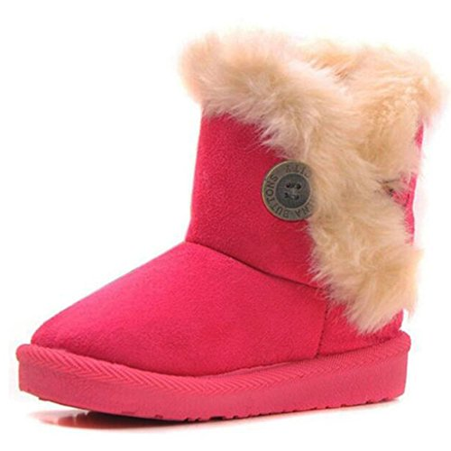 Richarde Christmas Snow Boots Girls