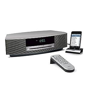 Wave Music System III Premium Bundle - Titanium Silver