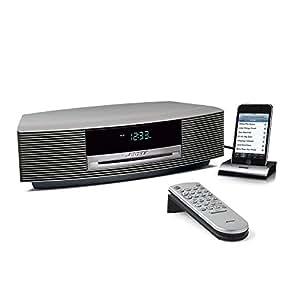 Wave® Music System III Premium Bundle - Titanium Silver