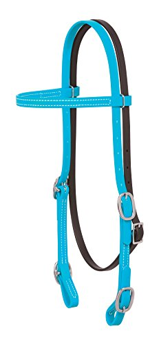 Weaver Leather Brahma Webb Browband Headstall