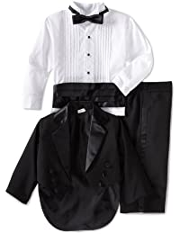 Little Boys' Little Tuxedo Tail Suit