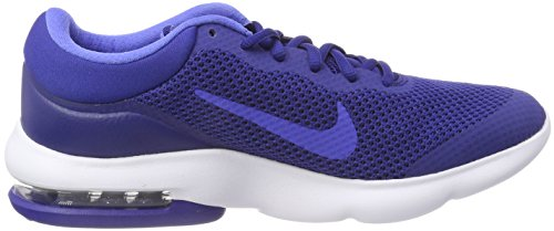 Nike Herren Air Max Advantage Laufschuhe Blau (Deep Royal Blue/lt Racer Blue/ 401)