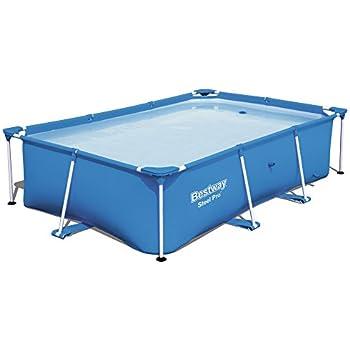 Amazon.com: Estructura de piscina Summer Waves P3040412A156 ...