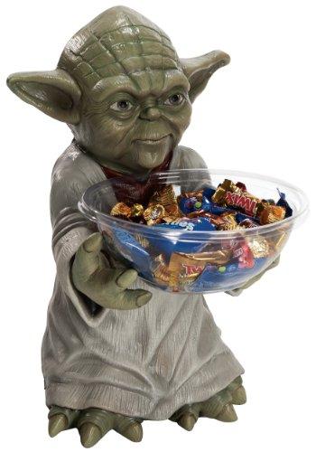 Star Wars Yoda Candy Bowl Holder