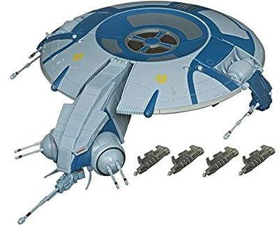 Star Wars Clone Wars Starfighter Vehicle HMP Droid