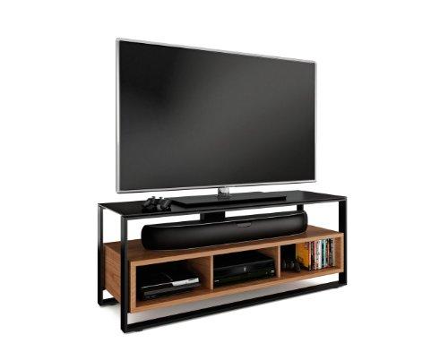 (BDI Sonda 8656 Triple Wide Open TV Cabinet (Natural)