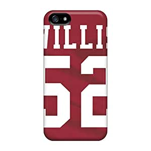 New Hard Cases Premium Iphone 5/5s Skin Cases Covers(san Francisco 49ers)