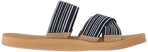 Roxy Women's Shoreside Sport Sandal Blue/White QqXGo
