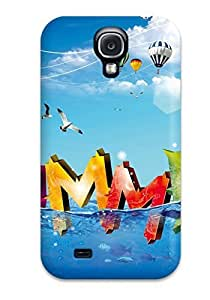 Excellent Galaxy S4 Case Tpu Cover Back Skin Protector Color