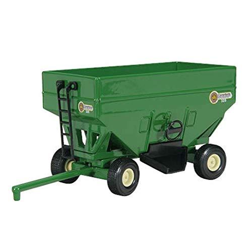 Spec Cast 1/64 Unverferth 325 Gravity Grain Box in Green (Gravity Wagon)