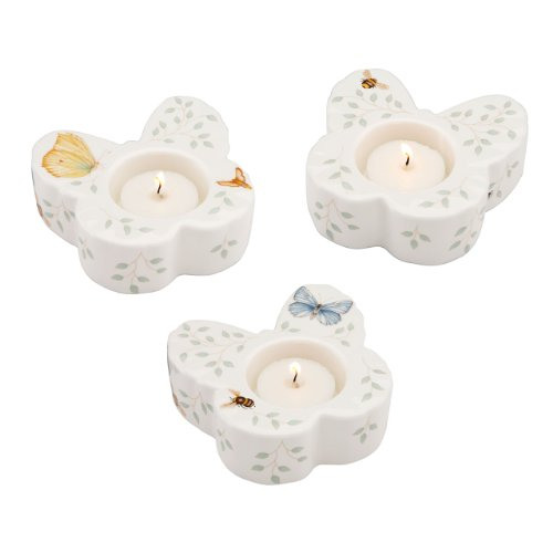 Lenox Butterfly Meadow Votive Candles, Set of 3