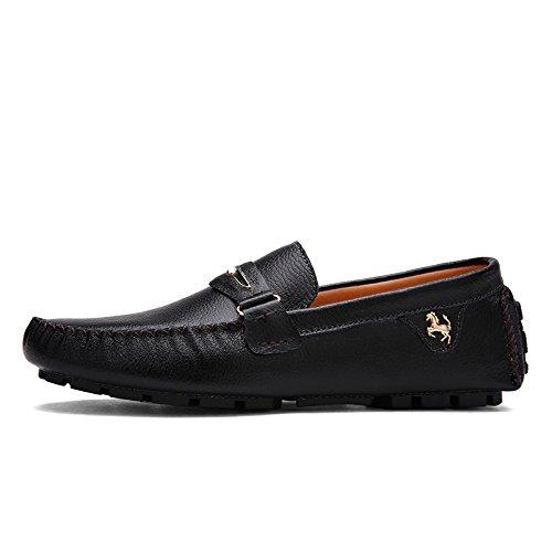 Black frange Stivali con CFP le uomo XfpTXqa