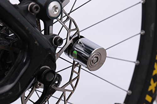 DXX Disc Lock, Bicycle Anti-theft Disc Brake Lock, Portable Waterproof Bike Wheel Security Lock for Motorcycles, Scooter by DXX (Image #5)
