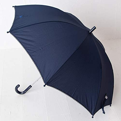 1315503 POMPKINS リボン刺繍傘 (コン, 45cm)
