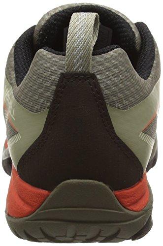 Merrell Siren Edge - Zapatillas de senderismo Mujer Gris (LIGHT BEIGE)