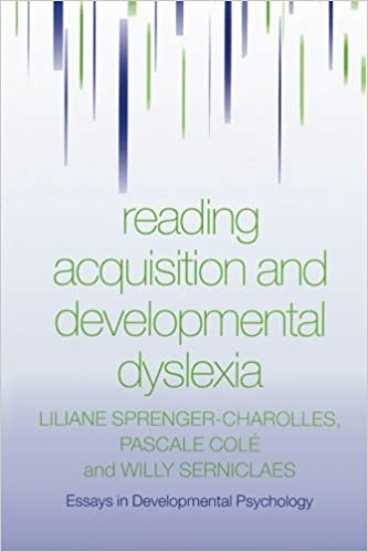 Reading Acquisition And Developmental Dyslexia Essays In  Reading Acquisition And Developmental Dyslexia Essays In Developmental  Psychology  Medicine  Health Science Books  Amazoncom The Benefits Of Learning English Essay also Essay In English Language  Writing Center Online