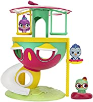 Do, Re & Mi Playset with Melodies and Phrases Features Do's House with Three 3-Inch Figures - Includes